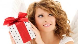Что подарить девушке любимой